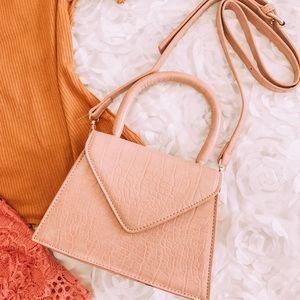 ✨NEW ARRIVAL✨The Rosé   Mini Handbag & Crossbody